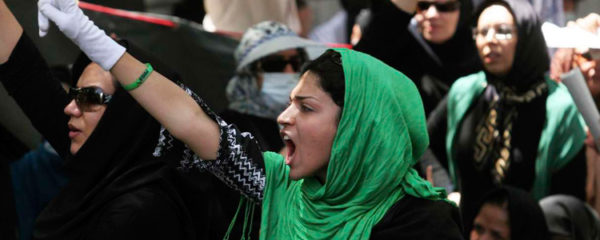 condition des femmes en Iran